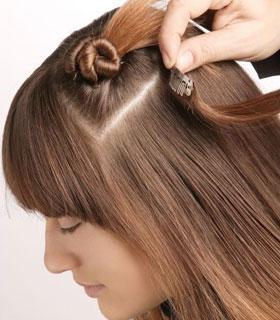 Clip in prodlužování vlasů