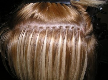 Kreatínové prodlužování vlasů