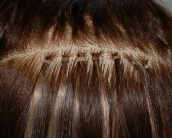 MIcro Rings prodlužování vlasů