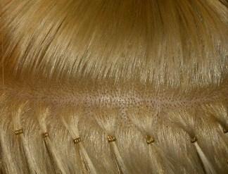 Nano Rings prodlužování vlasů